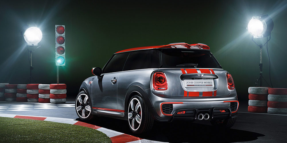 John Cooper Works Tuning Kits Exceed Expectations Red Arch