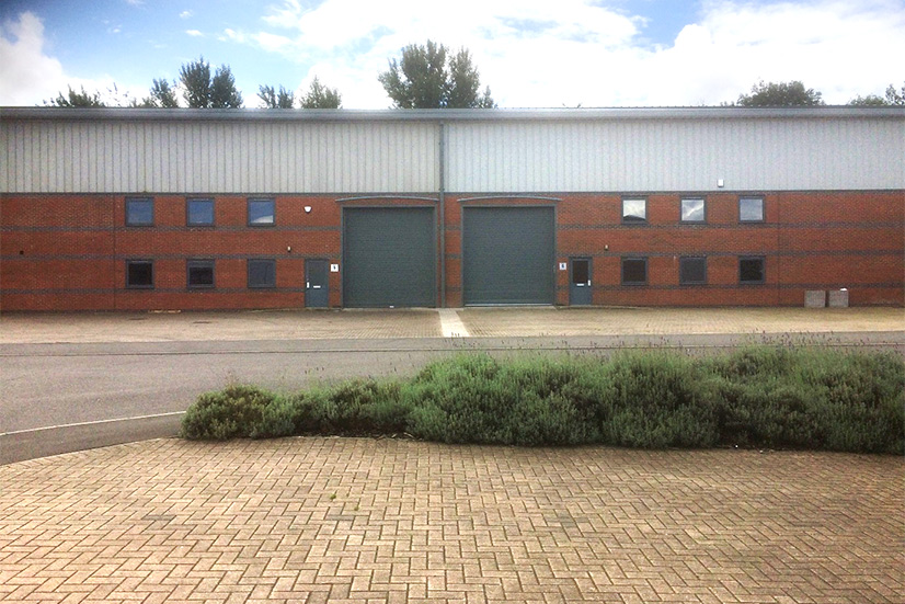 distribution centre in Daventry.
