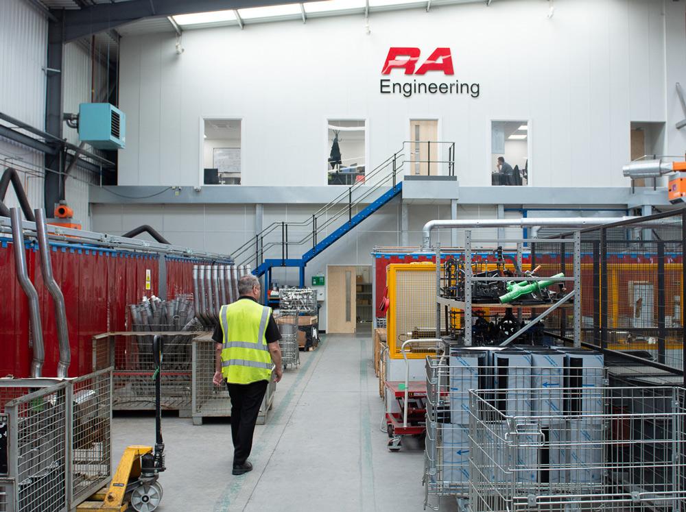 RedArch-manufacturing